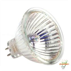 Sylvania - 58838 - 20MR16/IR/WFL60/C 12V - Tungsten Halogen Tru-Aim MR16 IR