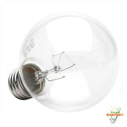 Sylvania 14145 - 25W Incandescent G25 Decor Bulb Double Life - 2850K