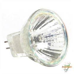 Sylvania - 55136 - 35MR11/T/FL35/C(FTH) 12V - Tungsten Halogen Tru-Aim MR11 Lamp -- 35 Watt - 12V - GU4 Bi-Pin Base - MR11 Bulb - 40&deg Beam Angle - 3000KWarm White