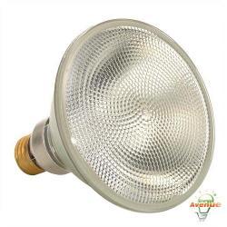 Sylvania - 16733 - 39PAR38/HAL/NFL25 130V - Tungsten Halogen PAR38 Reflector Lamp -- 39 Watt - 130V - E26 Medium Base - PAR38 Bulb - 25&deg Beam Angle - 2850K Warm White