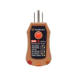 Southwire - 40020S-A - Receptacle Tester -- GFCI - 120V