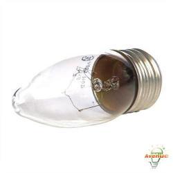 Sylvania 13440 - 40W Incandescent B10 Dcor Bulb - 2850K