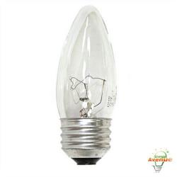 Sylvania - 13321 - 40B10/DL/BL/2PK 120V - Incandescent Double Life B10 Clear D&#233cor Bulb