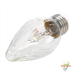 Sylvania 13974 - 40W Incandescent F15 Clear Décor Bulb - 2850K