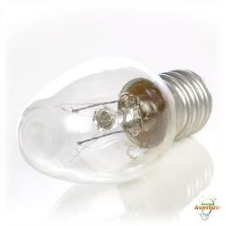 Sylvania 13523 - 4W C7 Double Life Indicator & Appliance Light Bulb - 2850K