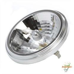 Sylvania - 55123 - 75AR111/FL25 12V - Tungsten Halogen AR111 Flood Lamp