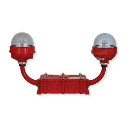 Avlite - AV-OL-FL810-UM-R-D - LED Double Low Intensity Obstruction Light