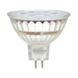 Sylvania 78234 - 5W LED MR16 - 3000K - GU5.3 - 12V