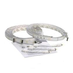 Sylvania - 72493 - LEDMOSAIC/FLEX/LT/STRKIT/COMM - Flexible Light Expansion Pack -- Strip Lights and Connectors