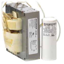 Sylvania - 47265 - M250/SUPER5-KIT - Magnetic Metal Halide Ballast Kit -- 250 Watt - (1) Lamp - OCV Start - 5-Tap - Contains Core & Coil, Capacitor, Ignitor, Brackets, and Mounting Hardware - 120/208/240/277/480V