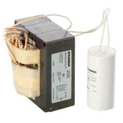 Sylvania - 47738 - M400/SUPER5-KIT - Magnetic Metal Halide Ballast Kit -- 400 Watt - (1) Lamp - OCV Start - 5-Tap - Contains Core & Coil, Capacitor, Ignitor, Brackets, and Mounting Hardware - 120/208/240/277/480V