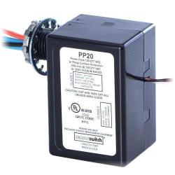 Sensor Switch - PP-20 - Plenum Rated Power Pack -- Slave Pack - 120/277V - White Finish