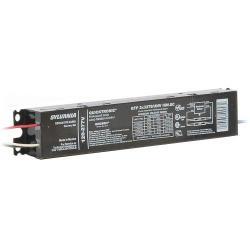 Sylvania - 49906 - QTP2X32T8/UNV-ISN-SC-B - Electronic Fluorescent Ballast -- Universal Voltage - Instant Start - QUICKTRONIC - (1-2) 32 Watt T8 Fluorescent Bulbs - 120-277V