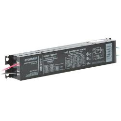 Sylvania - 49598 - QTP-2X59T8/UNV-ISN-SC - Electronic Fluorescent Ballast -- Instant Start - (2) 59W T8 (8') Lamps - Universal Voltage - QUICKTRONIC Professional - 120-277V