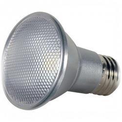 Satco S9409 - 7W LED PAR20 - 5000K - E26 Base - 120V