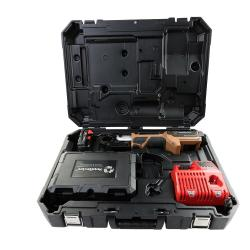Southwire - SCR6-C - Commercial Crimper -- 18V - 6 Ton - CU/A
