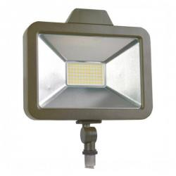Sylvania 74908 - 30W LED Slim Floodlight - 4000K