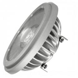 Soraa - 01395 - SR111-12-08D-930-03 - Vivid AR111 LED - 50 Watt Halogen Equivalent -- 3000K - CRI 95 - Dimmable - 35,000 life hours - 8&deg beam angle