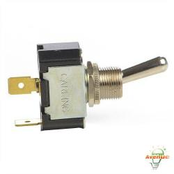 Selecta Switch - SS202P-BG - On/Off Toggle Switch