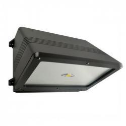 Sylvania 74191 - 75W LED Wall Pack Cutoff - 5000K