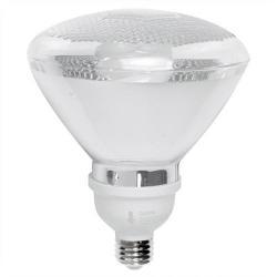 TCP Lighting - 1P382341K - PAR38 Compact Fluorescent Flood Lamp -- 23 Watt - Medium (E26) Base - 82 CRI - 4100K Cool White