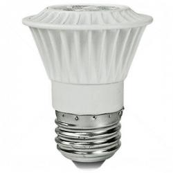 TCP Lighting - LED7P1630KFL - PAR16 - LED 40 Deg. Flood Light -- 50W Equivalent - Halogen White - 3000K - Dimmable