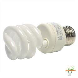 TCP - 801014 - Compact Fluorescent Springlamp -- 14 Watt - 120V - 82 CRI - Medium (E26) Base - Spiral Bulb - 2700K Warm White