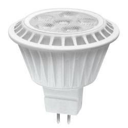 TCP Lighting - LED712VMR16827KNFL - Dimmable MR16 LED Narrow Flood LED - 50 Watt Halogen Equivalent