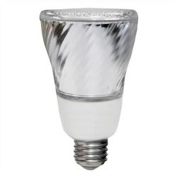TCP Lighting - PF2014 - Flat PAR20 Compact Fluorescent Flood Lamp - 14 Watt - Medium (E26) Base - 82 CRI - 2700K Warm White