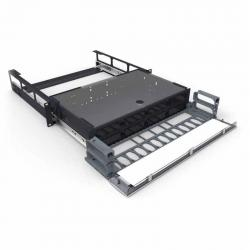 Uniprise - 360G2-2U-MOD-SD - Modular Cassette Shelf