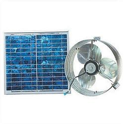 Ventamatic - VX2515SOLARGABL - Gable Mount Ventilator and Solar Panel