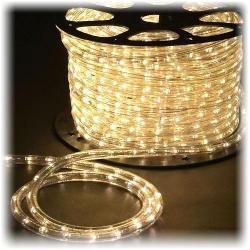 Wide Loyal - CFL-15A - 150ft Warm White LED Chasing Flexilight