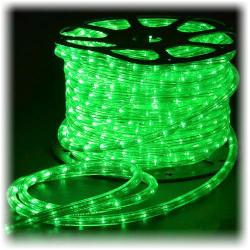 Wide Loyal - CFL-15GS - 150ft Green LED Chasing Flexilight
