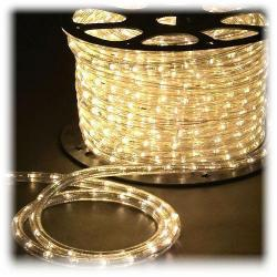 Wide Loyal - IFLC-15A - 150ft Warm White LED Instant Flexilight