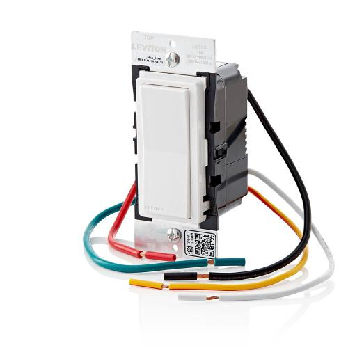 Leviton D215S-1BW - Smart WiFi Switch