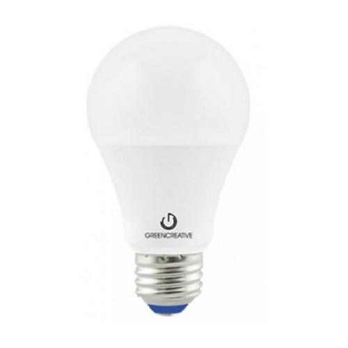 Green Creative 98011 - 8W LED A19 - 2700K