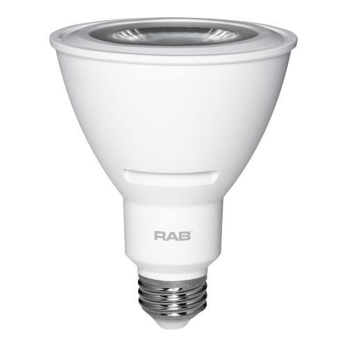 RAB PAR30L-11-840-40D-DIM - 11W LED PAR30L - 4000K