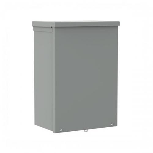 Hoffman A10R104 - Screw-Cover Box - Gray - Steel