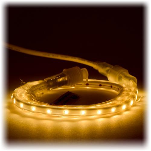 American Lighting 120 Tl60 3 Ww 4 8w Led Rope Light 3000k