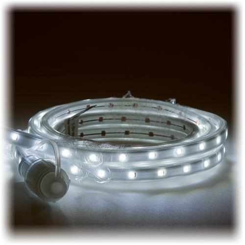 American Lighting 120 Tl60 6 Wh 9 6w Led Rope Light 5000k