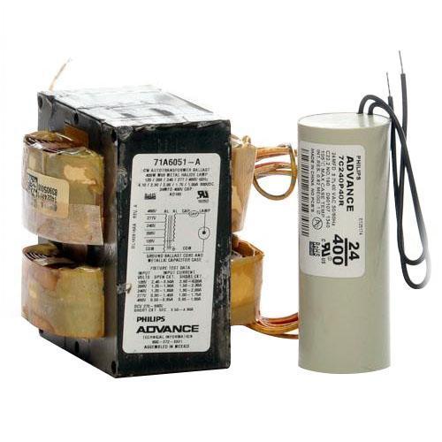 Advance 71A6051-001D - 400W Metal Halide Ballast - Probe ...
