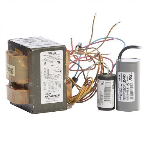 Advance 71A8453-001D - 400W High Pressure Sodium Ballast ...