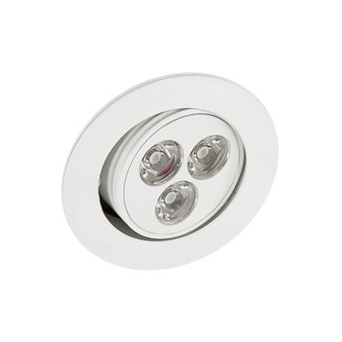 American Lighting LMS-3-WH -  3.75W LED 3-Watt Mini Swivel - 3100K