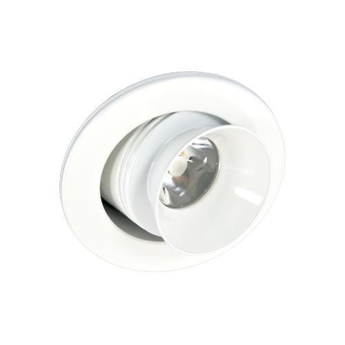 american lighting lmv wh led mini visor 1 watt white finish energy