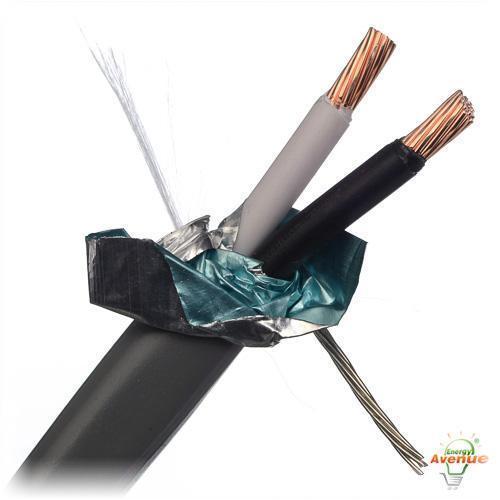Belden 5000FE 0081000 Gray Dual Conductor Audio Cable | Energy Avenue