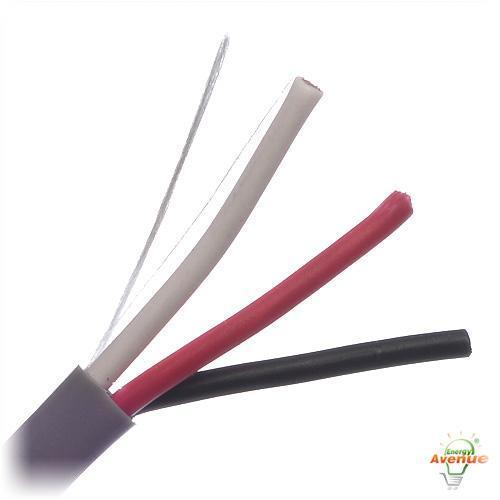 Cable Coax Multi Conductor : Belden ue u gray multi conductor cable for