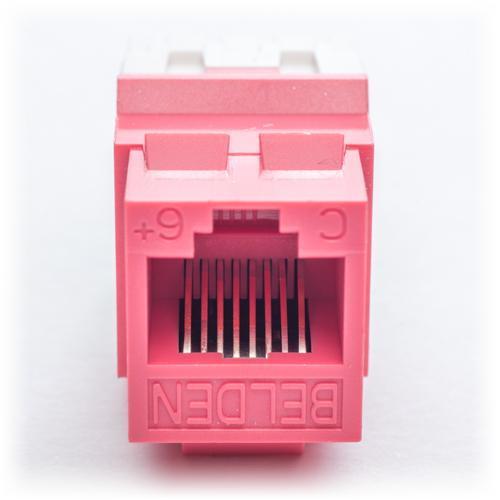 belden ax101323 modular jack keyconnect cat6. Black Bedroom Furniture Sets. Home Design Ideas