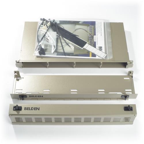Belden Ax104681 Patch Panel Fiberexpress Ultra Hd