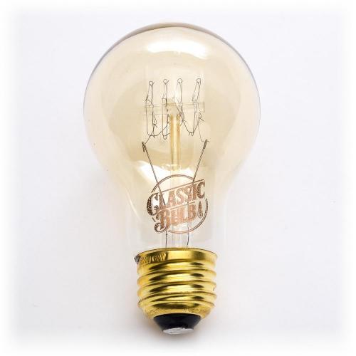 Classic Bulb - Victorian - A19