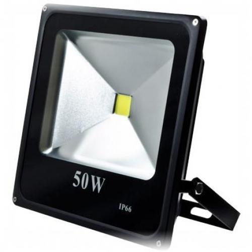 Dabmar df led5963 b 50w slim led flood light 6500k black dabmar df led5963 b 50w led flood light 6500k slim aloadofball Choice Image